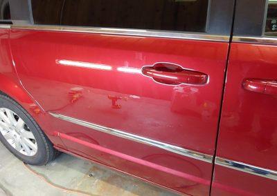 DENT STATION PLUS - scratch repair after