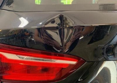 DENT STATION PLUS - PDR HATCH 3 BEFORE